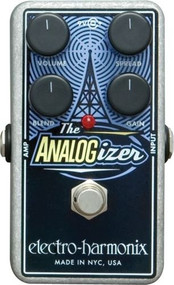 Electro-Harmonix ANALOGIZER  Warms Digitally Processed Tones