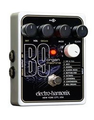 Electro-Harmonix B9  Organ Machine 9.6DC-200 PSU included
