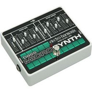 Electro-Harmonix BASS MICROSYNTH Analog/Synthesizer  9.6DC-200 PSU included