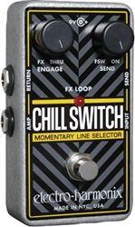Electro-Harmonix CHILLSWITCH Momentary Line Selector