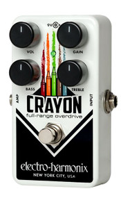 Electro-Harmonix NEW CRAYON Full Range Overdrive - 69