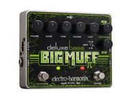 Electro-Harmonix DELUXE BASS BIG MUFF PI Distortion/Sustainer  Battery Inc, 9.6DC-200 PSU optional