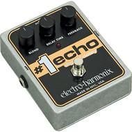 Electro-Harmonix #1  ECHO Digital Delay  9.6DC-200 PSU included