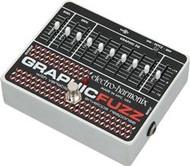 Electro-Harmonix GRAPHIC FUZZ EQ/Distortion/Sustainer  9.6DC-200 PSU included