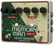 Electro-Harmonix PRICE CUT DELUXE MEMORY MAN W/TAP TEMPO 550mS*  Analog Delay
