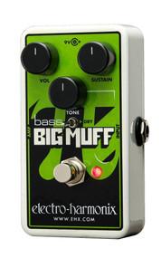 Electro-Harmonix NANO BASS BIG MUFF PI Distortion/Sustainer