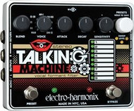 Electro-Harmonix STEREO TALKING MACHINE Vocal Forman Filter  9.6DC-200 PSU included