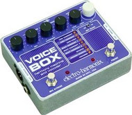 Electro-Harmonix VOICE BOX Harmony Machine & Vocoder 9.6DC-200 PSU included