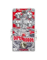 Digitech DIRTY ROBOT Mini stereo synth pedal for guitar and bass