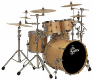 Gretsch NC-E824-SN New Classic  Nitron 4 Piece Shell Pack - Satin Natural