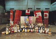 Canada's Guitar Show - June 24th, 2016 Vendor Table