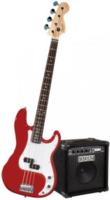 Fender Squier START PLYNG Precision BASS RUMBLE 15 MTR 120V