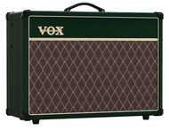 Vox LIMITED AC15C1 Combo Amplfier - British Racing Green