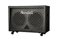 Randall RD212-D Diavlo 2x12 Angled Guitar Cabinet Black