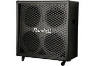 Randall RD412-D Diavlo 4x12 Angled Guitar Cabinet Black