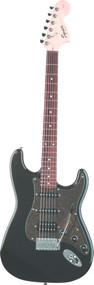Fender Squier AFFINITY  FAT Stratocaster MBK SPRKL HDW