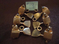 1960-70s  Gibson Waffle Back Tuners