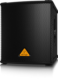 "Behringer Active 500-Watt 12"" PA Subwoofer with Built-In Stereo Crossover"