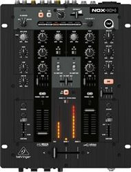 Behringer 2-Channel DJ Mixer, infinium VCA Crossfader, Beat-Syncable FX and USB