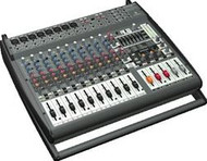 Behringer 1600-Watt 16-Channel Powered Mixer, Multi-FX Processor and FBQ