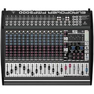 Behringer 500-Watt 12-Channel Powered Mixe, KLARK TEKNIK Multi-FX Processor, FBQ