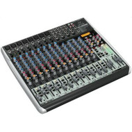Behringer Premium 22-Input 2/2-Bus Mixer, KLARK TEKNIK Multi-FX Processor