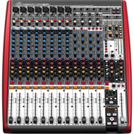 Behringer Premium 16-Input 4-Bus Mixer with 16x4 USB/FireWire Interface