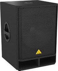 "Behringer Professional Active 500-Watt 18"" PA Subwoofer with Built-In Stereo Crossover"