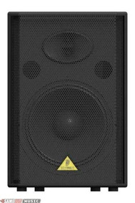 """Behringer 600-Watt PA Speaker with 15"""" Woofer and Electro-Dynamic Driver"""