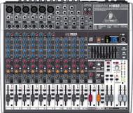 Behringer Premium 18-Input 3/2-Bus Mixer, 24-Bit Multi-FX Processor