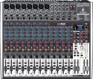 Behringer Premium 22-Input 2/2-Bus Mixer, 24-Bit Multi-FX Processor