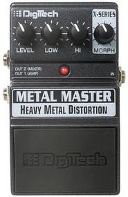 Digitech XMM Metal Master Guitar distortion pedal