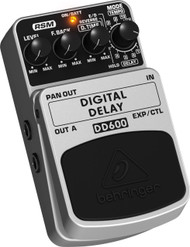 Behringer Digital Stereo Delay/Echo Effects Pedal