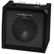Behringer 45-Watt 3-Channel PA System / Keyboard Amplifier with FX and FBQ