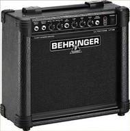 "Behringer 15-Watt Keyboard Amplifier with VTC-Technology and 8"" BUGERA Speaker"
