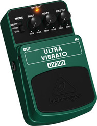 Behringer Classic Vibrato Effects Pedal