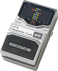 Digitech HT-2 Hardwire Chromatic tuner pedal Discontinued