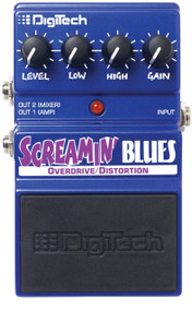 Digitech DSB Screaming blues overdrive
