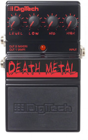 Digitech DDM Death Metal distortion