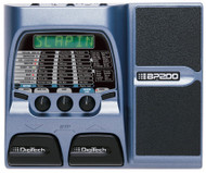 Digitech BP200 Bass modeler / processor of cv pedal and adaptor Discontinued