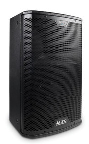 Alto Black 10 2-Way 2400W Loudspeaker with Wireless Connectivity -BLACK10X110