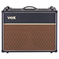 VOX AC30C2X 2 channel 30w combo, 2x12 Alnico Blue Speakers, Opt VFS2A, FX Loop