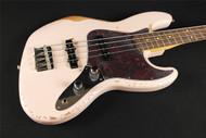 Fender Signature Model FLEA Jazz Bass, Rosewood Fingerboard, Roadworn Shell Pink (624)