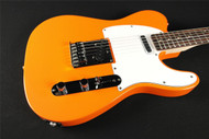 Squier Affinity Series Telecaster- Rosewood Fingerboard- Competition Orange (191)
