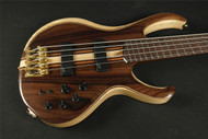 Ibanez BTB1805-NTL BTB Premium Series 5 String RH Electric Bass in Natural Low (423)