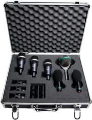 AKG RHYTHM PACK Professional studio and live drumset Mic Pack w/ 1 x D112, 3x D40, 2x C430