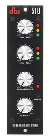 DBX 510 SubHarmonic Synthesizer