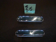 1960s Chrome Telecaster Pickup cover(1)