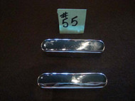 1960s Chrome Telecaster Pickup cover(2)