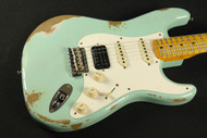 Fender Custom Shop 1957 Heavy Relic Stratocaster HSS - Surf Green (482)